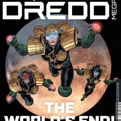 Judge Dredd Megazine 390 Featured