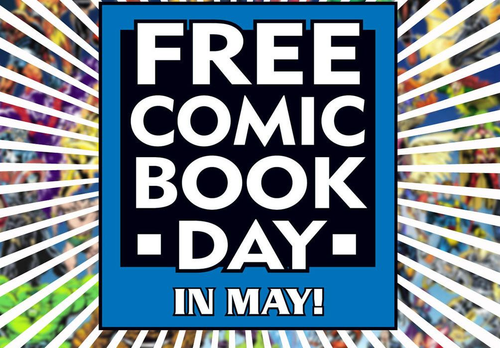 Free Comic Book Day Featured