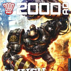 2000 AD Prog 2062 Featured