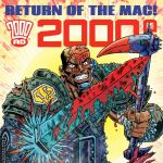 Multiver-City One: 2000 AD Prog 2064: Return of the Mac!
