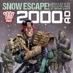 Multiver-City One: 2000 AD Prog 2065: Snow Escape!