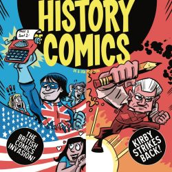 Comic Book History of Comics: Comics For All #2 Featured