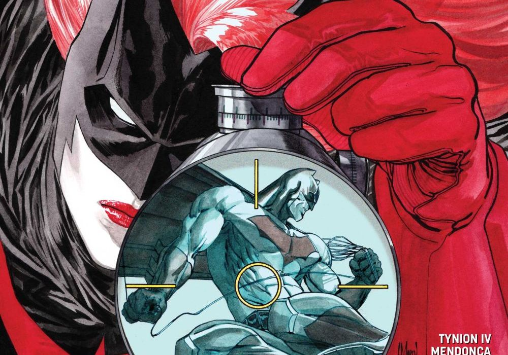 Detective Comics 972 Featured