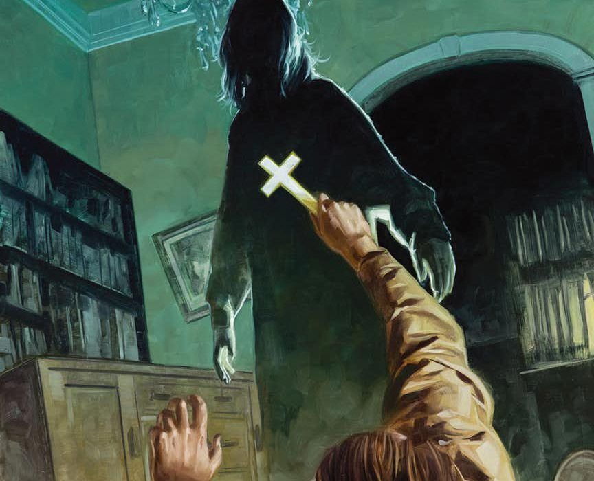 Feature: Joe Golem, Occult Detective: Flesh and Blood #2