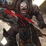 """""""Gears of War: The Rise of RAAM"""" #1"""
