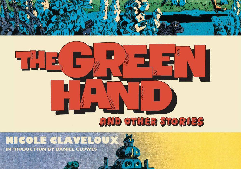 Green Hand Header