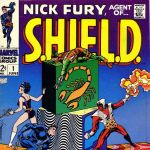 """Nick Fury, Agent of S.H.I.E.L.D."" (1968) #1-3, 5"