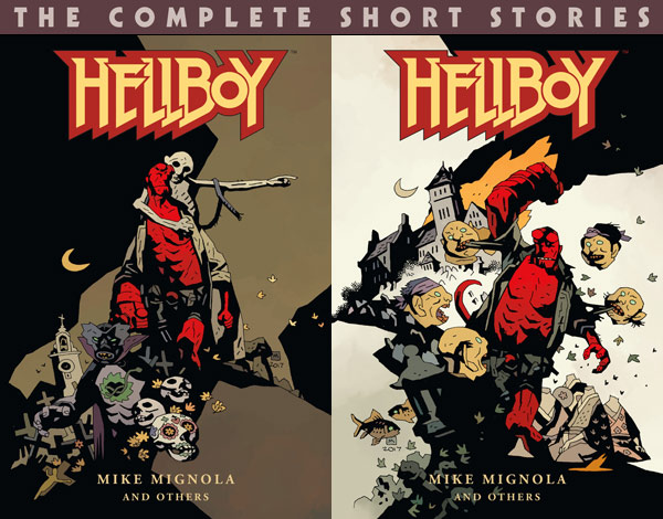Hellboy: The Complete Short Stories collections