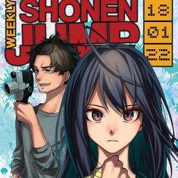 Weekly Shonen Jump January 22, 2018 Featured