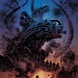 aliens dust to dust #1