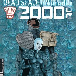 2000 AD Prog 2070 Featured