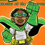 """Leon: Protector of the Playground"" Wins The 2018 Dwayne McDuffie Award for Diversity"