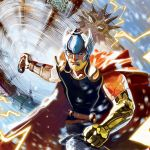 Worthy: Thor in Hel and Other Stories