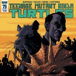 "Exclusive Preview: ""Teenage Mutant Ninja Turtles"" #79"