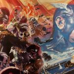 """Ta-Nehisi Coates and Leinil Yu to Relaunch """"Captain America"""" on the Fourth of July"""
