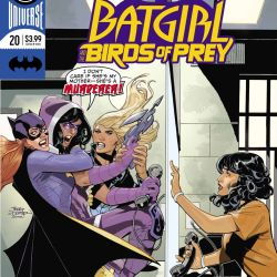 Batgirl and the Birds of Prey #20 Featured