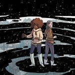 """""""By Night,"""" a BOOM! Studios Series by John Allison and Christine Larsen Starting in June"""