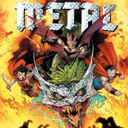 Dark Nights Metal 6 Featured