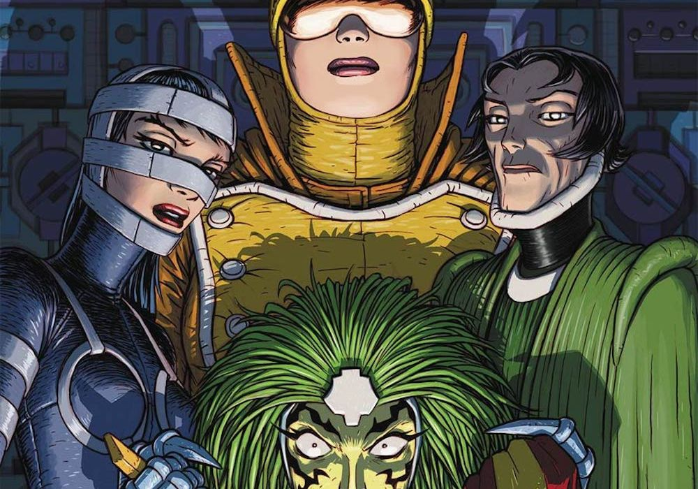 Mister Miracle #7 Featured