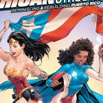 "DC Team With La Borinqueña For Charity Anthology ""Ricanstruction"""