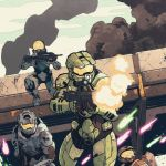 """Halo: Collateral Damage"" #1"