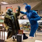 "Five Thoughts on <i>The Tick</i>'s ""My Dinner With Android"""
