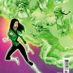 Green Lanterns 45 Variant Featured