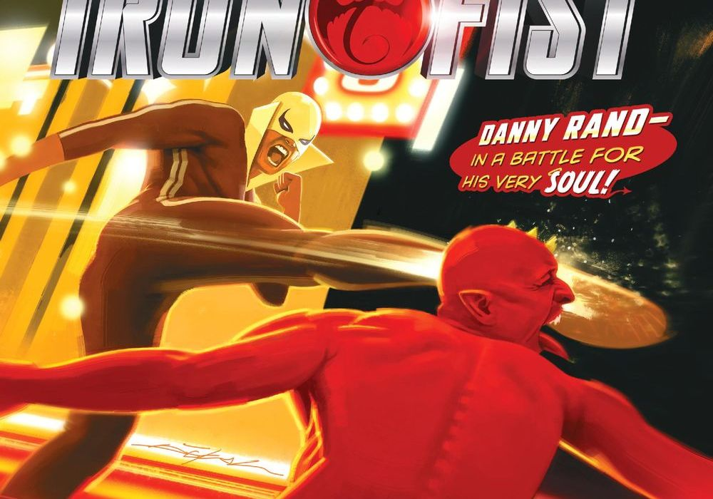 Iron Fist 80 Featured