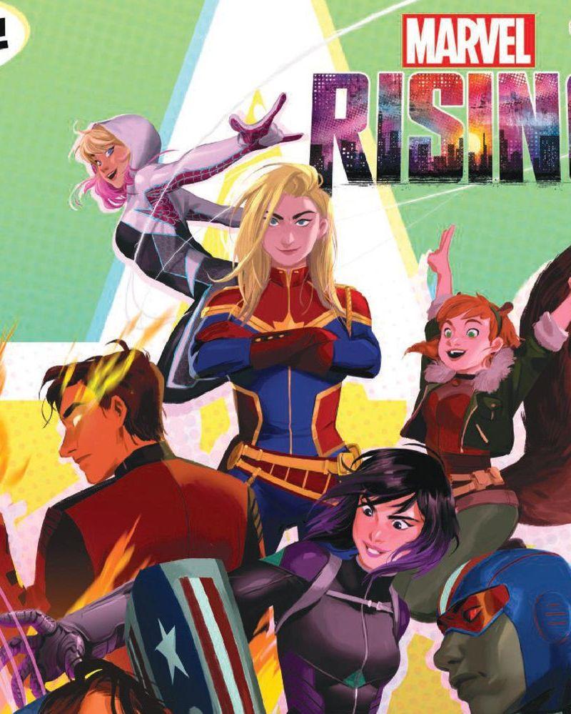 Marvel Rising 0 Featured