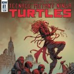 "Exclusive Preview: ""Teenage Mutant Ninja Turtles"" #81"