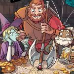 "That's The Issue Podcast #12: Deep Dives into ""The Adventure Zone: Here There Be Gerblins"" & ""Fantastic Four"" #1!"