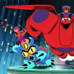 """IDW Launches Tie-In to """"Big Hero 6: The Series"""""""