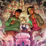 "KaBOOM! to Release Original Graphic Novel ""Hotel Dare"""