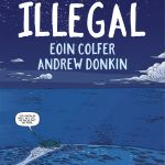 """Illegal"" Wins Judges' Special Award at Children's Books Ireland Awards"