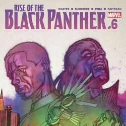 Rise of the Black Panther 6 Featured