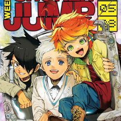 Weekly Shonen Jump May 28, 2018 Featured