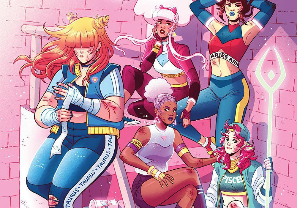 Zodiac Starforce - Cries of the Fire Prince #4 - Featured