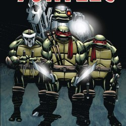TMNT Urban Legends 1 by Fosco