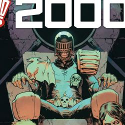 2000 AD Prog 2084 Featured