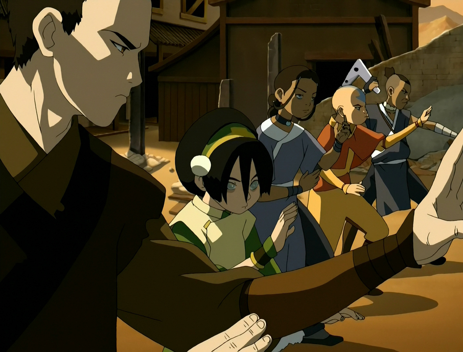 """Five Thoughts on Avatar: The Last Airbender's """"The Chase"""