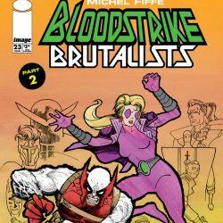 Bloodstrike #23 featured