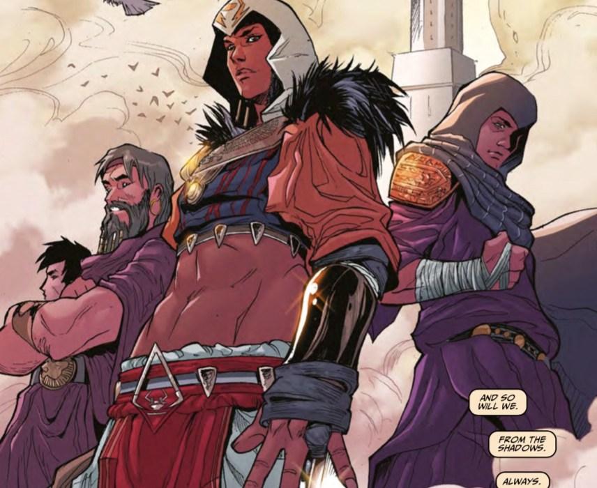 Ending Hidden Ones Assassin's Creed: Origins #4