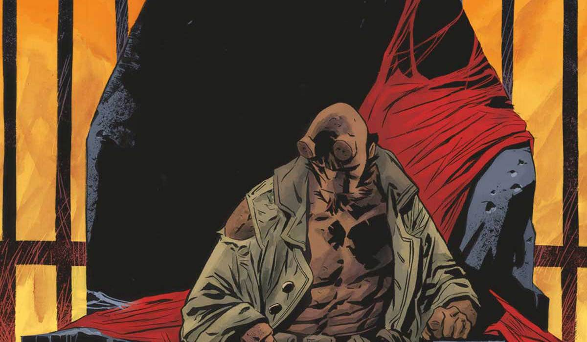 Feature: B.P.R.D.: The Devil You Know #10