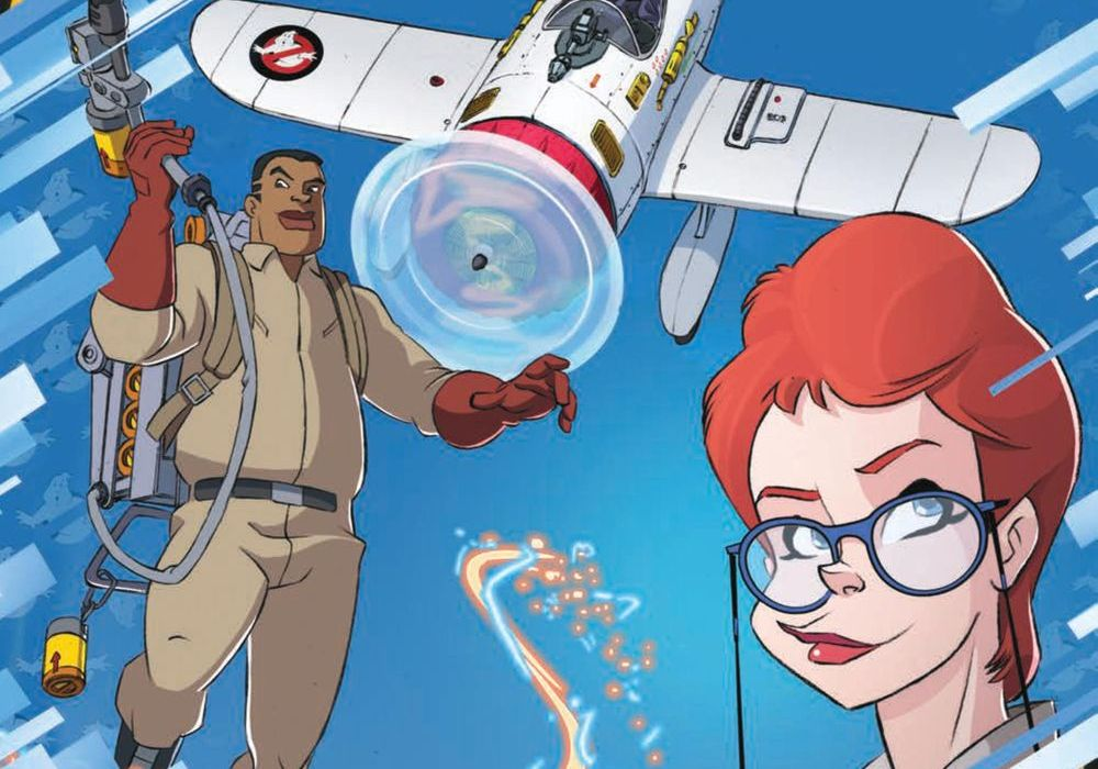 Ghostbusters Crossing Over #3 Featured