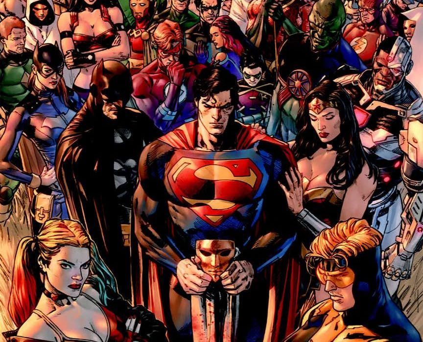 Heroes in Crisis 1 Featured