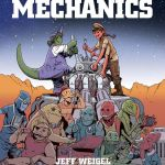 "Lion Forge's Caracal to Publish ""Quantum Mechanics"""