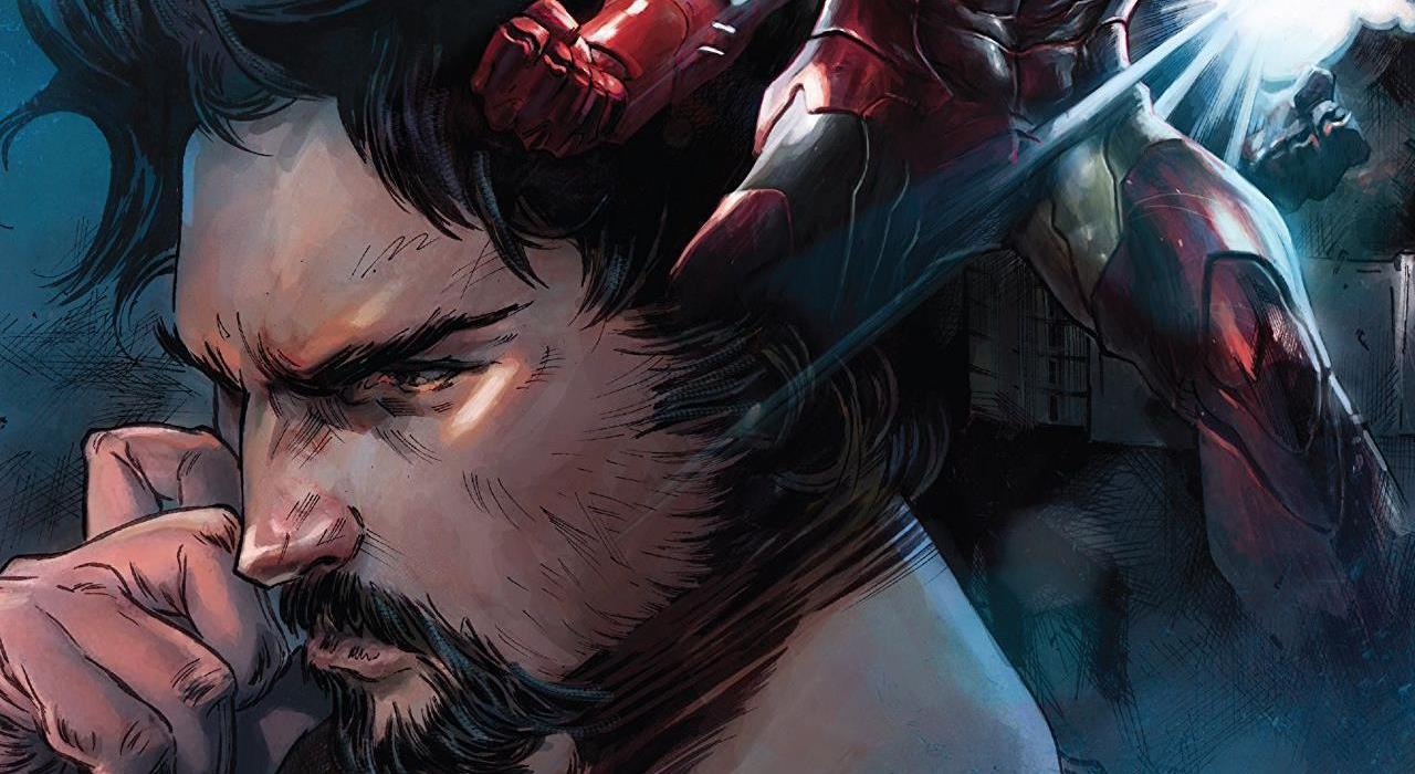 tony stark iron man #1 review ile ilgili görsel sonucu