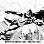 "SDCC '18: Peter Tomasi and Doug Mahnke to Take Over ""Detective Comics"" in December"