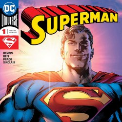 Superman #1 featured