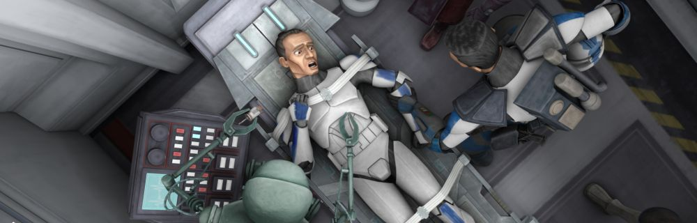 The Clone Wars The Unknown